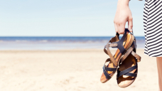 Over 4k Folks Order By These $20 Leather-basically basically based entirely Sandals That Are Praised As 'The Excellent Summer Sandal'