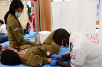 Blood donation event honoring Itzik Saidian to save lives of 1,500