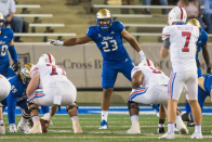 Cardinals could trade aid, land LB Zaven Collins in Daniel Jeremiah's mock draft
