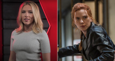Scarlett Johansson shares new look at 'Shadowy Widow': 'You to find been waiting for this'