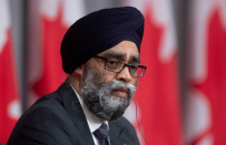Sajjan set to make an announcement on military sexual misconduct
