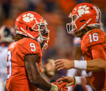 WATCH: Highlights of Jaguars No. 25 overall pick Travis Etienne