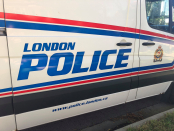 Teen in London charged with stunt driving after motorcycle clocked going double the speed limit