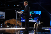First round of the 2021 NFL Draft attracted 12.6 million viewers, 2nd-most sensible audience ever