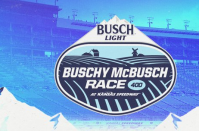 Why Sunday's NASCAR Cup race at Kansas Speedway is called the 'Buschy McBusch Race 400'