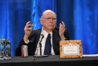 Charlie Munger calls bitcoin 'disgusting and contrary to the interests of civilization'