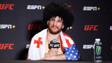 Merab Dvalishvili happy to prove Cody Stamann contaminated: 'I guess it was a mistake for him'