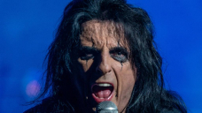 Alice Cooper debuts new Crimson Wings-inspired tune, and it's actually not bad