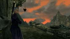 Gaming Grandma Shirley Turned Into Skyrim Follower With Mod