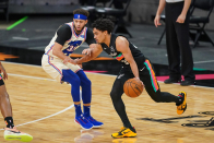 Seth Curry, Sixers react to big performance in road win over Spurs