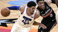 Embiid, Sixers escape rapid-handed Spurs in OT, 113-111