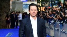 Label Wahlberg shows off body transformation as he gains weight for role