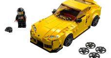 Toyota GR Supra Amongst Six Recent Lego Tempo Champions Gadgets