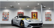 This Ferrari F12 Berlinetta Is A 'Half-Ticket' Gash price at £145,000