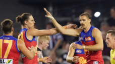 Lions build behind Daniher, Hipwood link