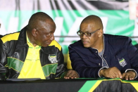 Ramaphosa gets nod from ANC top six to oust Ace Magashule — report