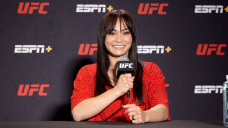 Michelle Waterson: Quick-stare UFC on ESPN 23 main event can show 'I belong at the top'