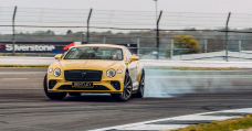 The Bentley Continental GT Flee Is An Surprising Weapon On Observe