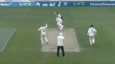 England rising star bowls ANOTHER ripper!