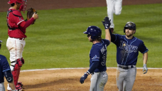 Lowe homers as Rays overcome Ohtani to defeat Angels 3-1