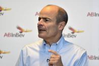 Anheuser-Busch InBev stock rises as brewer picks an insider as its next CEO