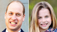 6 Going on 16! Prince William Says Charlotte Tells Individuals She's a Teenager