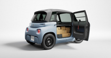 The Citroen My Ami Cargo Is The Cutest Van You'll See This one year