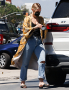 How to Expend Amazon StyleSnap to Fetch a Kimono Duster Care for Ashlee Simpson's