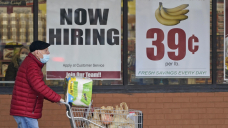 Hiring bust as unemployment rate RISES…