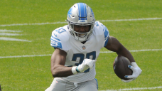 Eagles claim former Lions RB Kerryon Johnson one day after being cut