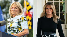 Jill Biden Reveals Make stronger For Melania Trump After Posting A Picture Of Her Rose Garden – Seek for Pic