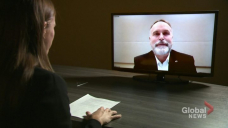 Regina researcher Gordon Asmundson discusses reasons behind anti-shroud attitudes