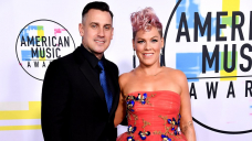 Why Pink Is no longer a Fan of Having Makeup Sex With Husband Carey Hart