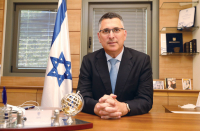Gideon Sa'ar denies considering rotation with Netanyahu