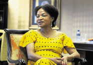 Express Grasp: Baleka Mbete ignored arms deal whistleblower report