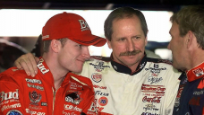 Dale Earnhardt Jr. on late Dale Sr.'s NASCAR legacy: 'I don't like when any one's compared to him'