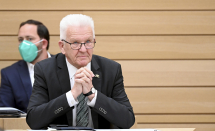 Green governor sets bold climate goals for rich German state