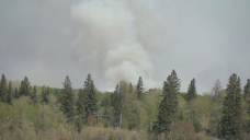 Cloverdale wildfire near Prince Albert, Sask. not yet contained