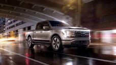 Ford F-150 Lightning, the highest selling Ford goes electric from mid-2022