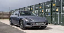 The Mazda RX-8 PZ Is An Reasonable Rotary Particular With Prodrive Fettling