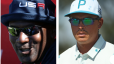 Rickie Fowler's best tourney prep? Taking part in MJ.