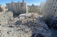 The AP tower: The anatomy of an IDF diplomatic mishap