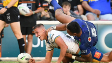 Arthur makes most of special NRL pathway