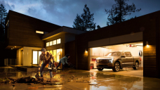 Day to day Crunch: Ford's powerhouse F-150 Lightning pickup can actually power your house