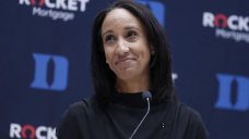 Duke's King embraces being role model as Unlit woman AD