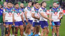 Warriors to remain in Aust for NRL season