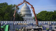 Infrastructure deal slips, GOP pans $1.7T White Home offer