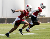 Cardinals WR Rondale Moore has similar Rookie of the three hundred and sixty five days odds as 1st-spherical WRs
