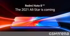Redmi Demonstrate 8 2021's design revealed in new teaser