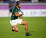 British & Irish Lions: Cheslin Kolbe credits 2009 tour for falling in love with rugby